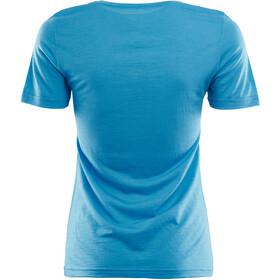 Aclima LightWool T-Shirt Femme, blithe